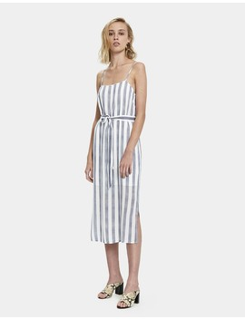 Tori Striped Dress by Stelen