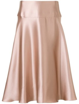 Flared Midi Skirt by Salvatore Ferragamo