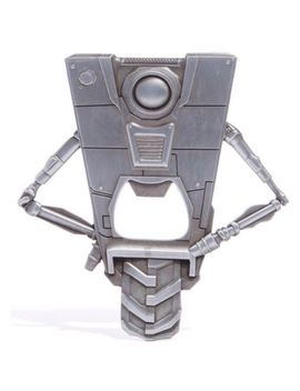 Borderlands Claptrap Bottle Opener Mecha Loot Gaming Crate Exclusive August 2016 by Loot Crate
