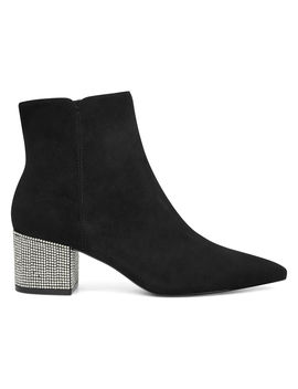 Richick Pointy Toe Booties by Nine West