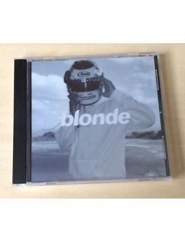 Frank Ocean   Blond (Updated Artwork) by Ebay Seller