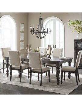 Alcott Hill Yarger 7 Piece Dining Set by Alcott Hill