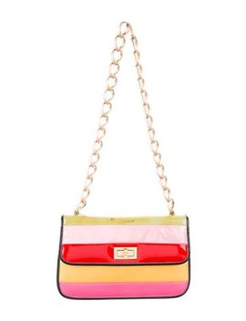 Chanel Striped Reissue Flap Bag by Chanel