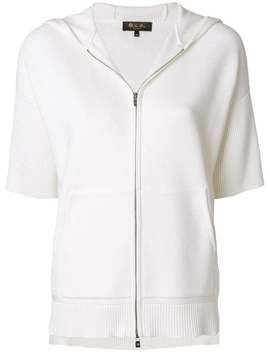 Shortsleeved Zipped Jacket by Loro Piana