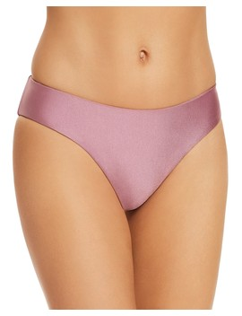 Ballerina Reversible Bikini Bottom  by Becca® By Rebecca Virtue