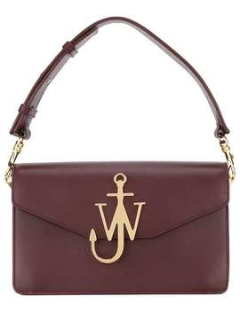 Jw Andersonlogo Detail Purse Bag Home Women Jw Anderson Bags Shoulder Bags by Jw Anderson