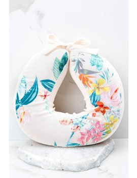 Paradiso Getaway Travel Pillow by Ban.Do