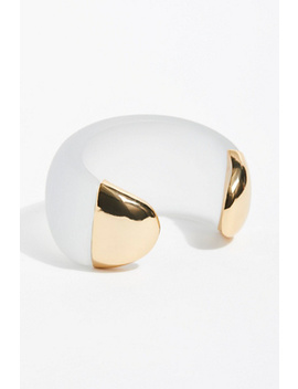 Frosted Resin Cuff by Free People