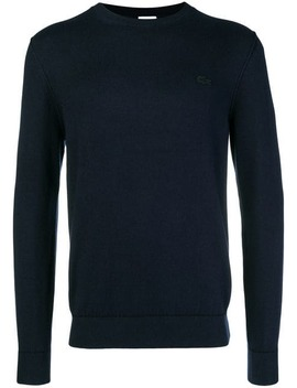 Crew Neck Sweater by Lacoste