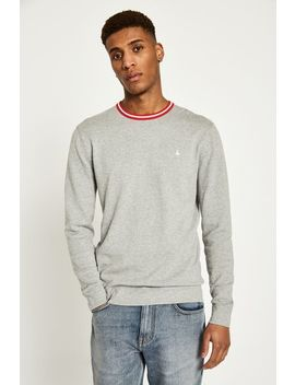 Bilton Stripe Tipping Crew by Jack Wills