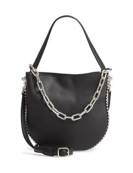 Mini Roxy Leather Bucket Bag by Alexander Wang