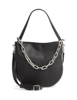 Mini Roxy Leather Bucket Bag by Alexander Wang