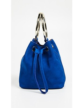 Small Two Ring Bucket Bag by Maison Boinet