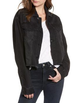 Annie Crop Denim Jacket by Dl1961