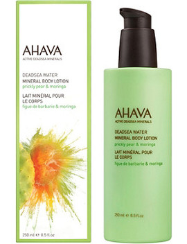 Prickly Pear & Moringa Mineral Body Lotion by Ahava