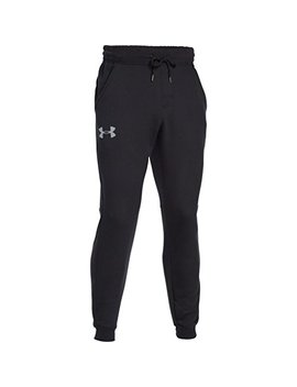 Under Armour Rival Cotton Jogger Men's Trousers by Under Armour
