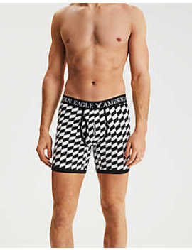 """Ae Race Checker 6"""" Classic Trunk by American Eagle Outfitters"""