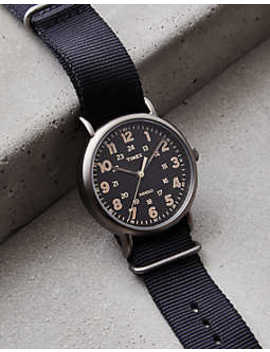 Timex Oversized Weekender™ Watch by American Eagle Outfitters