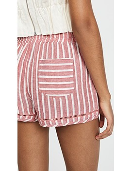 Striped Shorts by Soleil