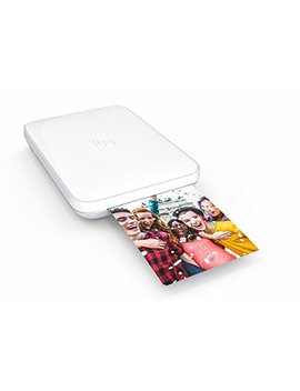 Lifeprint 3x4.5 Portable Photo And Video Printer For I Phone And Android. Make Your Photos Come To Life W/Augmented Reality   White by Lifeprint