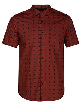 Men's Beholder Printed Shirt by Hurley