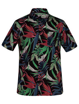 Men's Jungle Trip Printed Shirt by Hurley