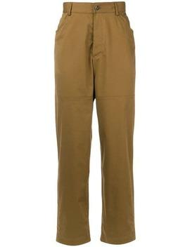Qasimistraight Leg Trousershome Men Qasimi Clothing Chinosjersey T Shirtstraight Leg Trousers by Qasimi