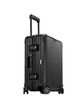 "Rimowa Topas Aluminium Luggage 20"" Inch Multiwheel System 32 L Pop Suitcase by Rimowa"