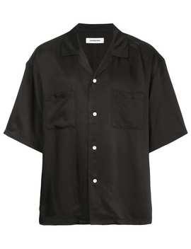 Monkey Timeshort Sleeve Shirthome Menmonkey Time Clothing Shirtsknee Length Denim Shortsshort Sleeve Shirt by Monkey Time
