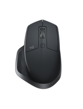 Logitech Mx Master 2 S&Nbsp;Sans Fil Bluetooth Souris Pour Mac Et Windows   Graphite by Ebay Seller