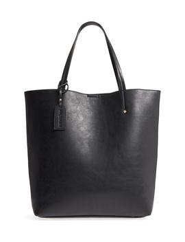 Nuddo Faux Leather Tote by Sole Society