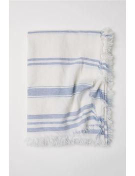 Linen Bedspread by H&M