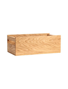 Large Wooden Spice Box by H&M