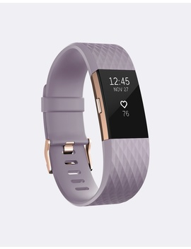 Fitbit Charge 2 Lavender Rose Gold by Fitbit