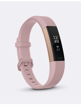 Fitbit Alta Hr Rose Gold Limited Edition by Fitbit