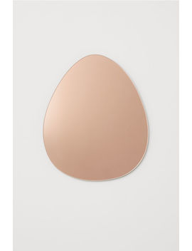 Tear Shaped Mirror by H&M