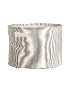 Cotton Twill Storage Basket by H&M
