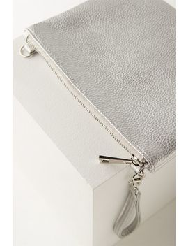 Dakota Double Pouch Cross Bag by Cotton On