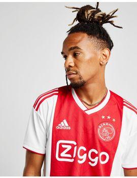 Adidas Ajax 2018/19 Home Shirt by Adidas