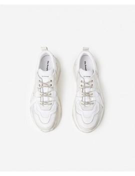 White Running Sneakers White Running Sneakers by The Kooples