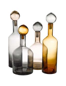 Pols Potten Bubbles & Bottles, Set Of 4 by Pols Potten