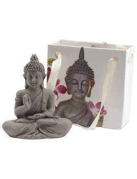 Decoris Tiny Buddha In Bag by Decoris