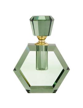 John Lewis Perfume Bottle, Green by John Lewis