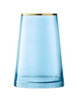 Lsa International Sorbet Vase, Spearmint, H26cm by Lsa International
