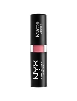 Nyx Professional® Makeup Matte Lipstick Whipped Caviar   0.16oz by Shop All Nyx Professional Makeup