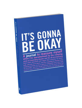 Knock Knock Gonna Be Okay Journal by Knock Knock