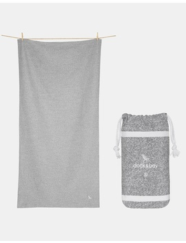 Activewear Yoga Quick Dry Towel by Dock & Bay