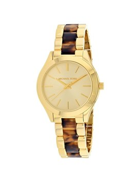 Michael Kors Women's Slim Runway Watches by Michael Kors