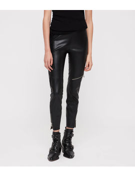 Kriva Biker Leggings by Allsaints