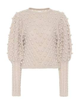 Unbridled Wool Blend Sweater by Zimmermann
